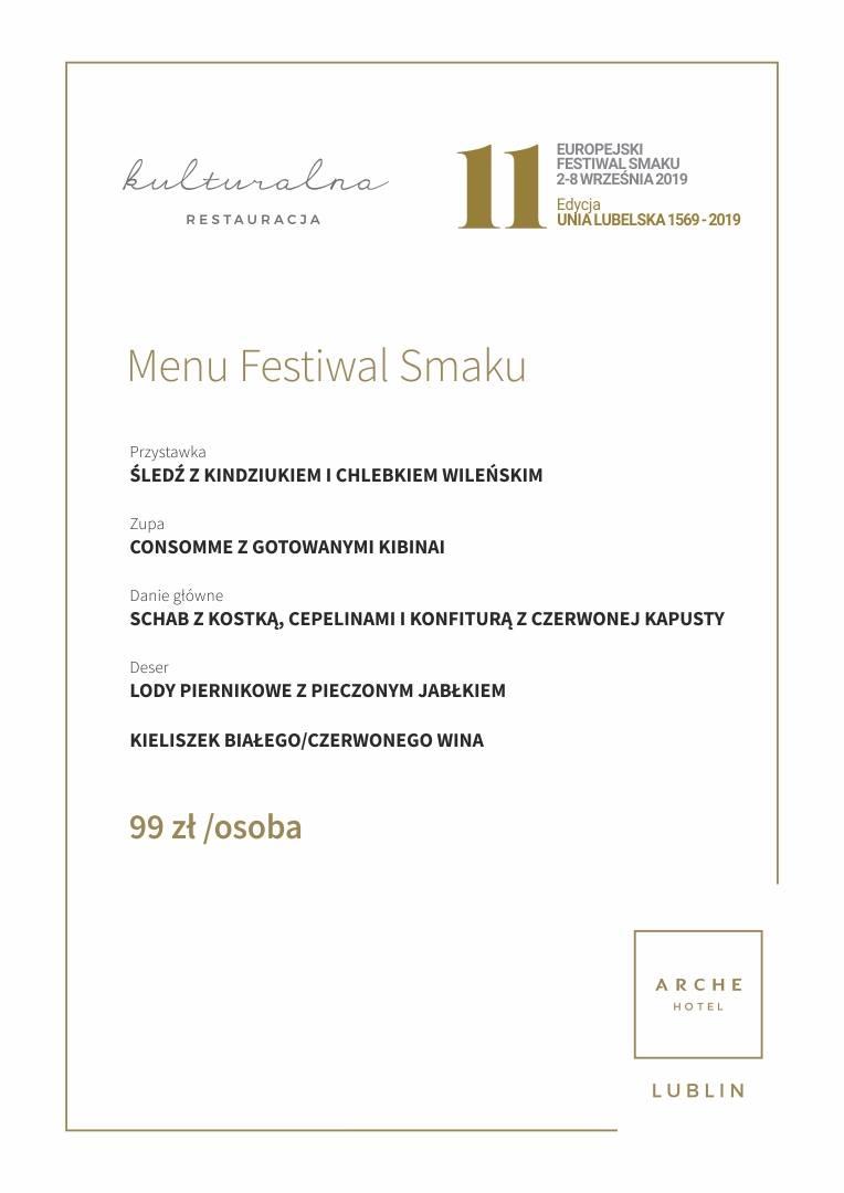 Admin Europejski Festiwal Smaku 2019